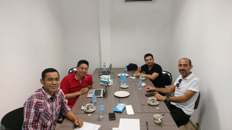Meeting With Buyer Turkey